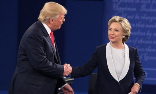 Hillary Clinton VS Donald Trump, ai sẽ thắng ? | hoangngocson.com