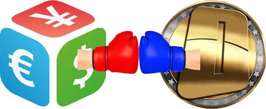 So sánh giao dịch đầu tư Forex và giao dịch tiền ảo Coin | hoangngocson.com