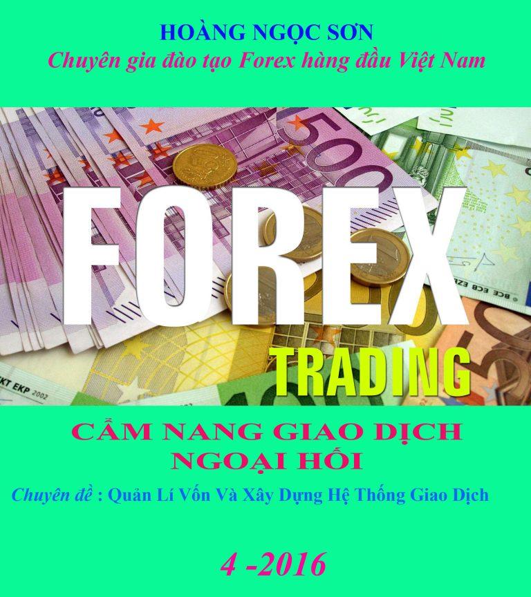 Cẩm nang giao dịch Forex – Quyển sách quý giá dành cho nhà đầu tư Forex | hoangngocson.com