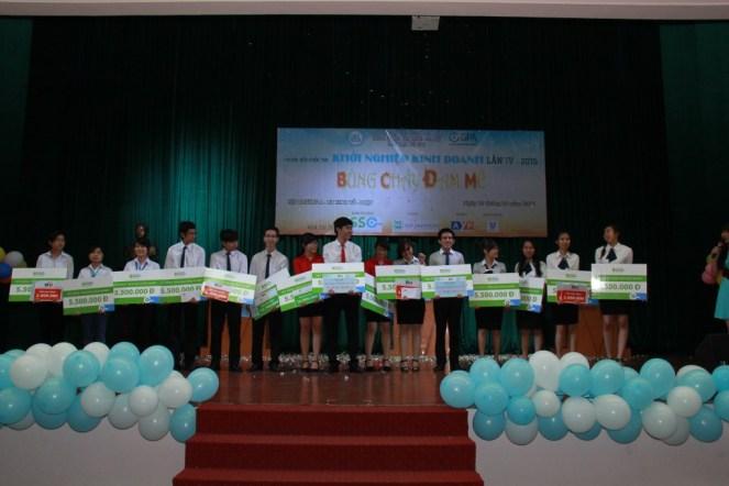 Khởi nghiệp kinh doanh – Đại Học Kinh Tế Luật – 2015 | hoangngocson.com