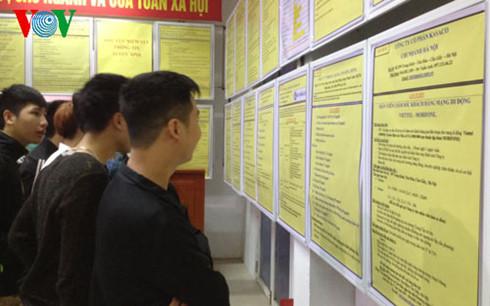 Thêm 200.000 cử nhân thất nghiệp trong năm 2017 | hoangngocson.com