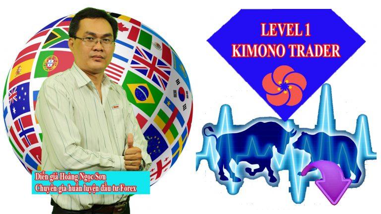 Khóa học Kimono Trader của Chuyên gia Đào tạo Đầu tư Forex Hoàng Ngọc Sơn | hoangngocson.com