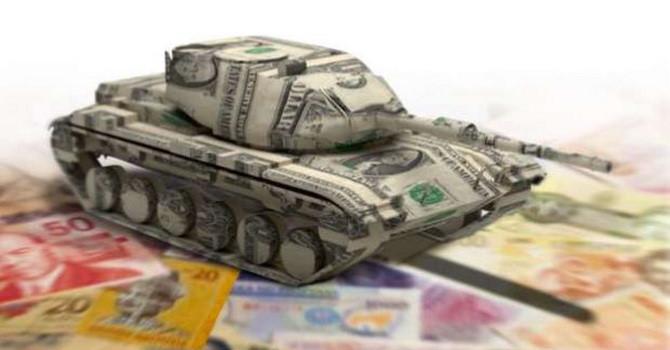 Tổng thống Trump đang gây ra cuộc chiến tiền tệ trên thế giới ? | hoangngocson.com