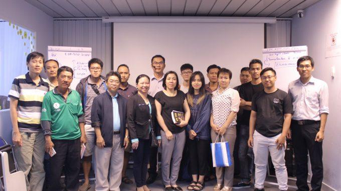 Cảm nhận học viên về Khóa học Đầu tư Forex – Kimono Trader 61